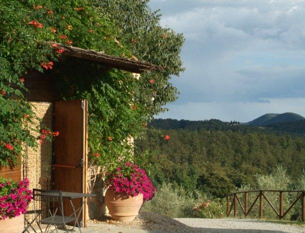 podere-alberese-asciano-toscane-bloemen-uitzicht.jpg