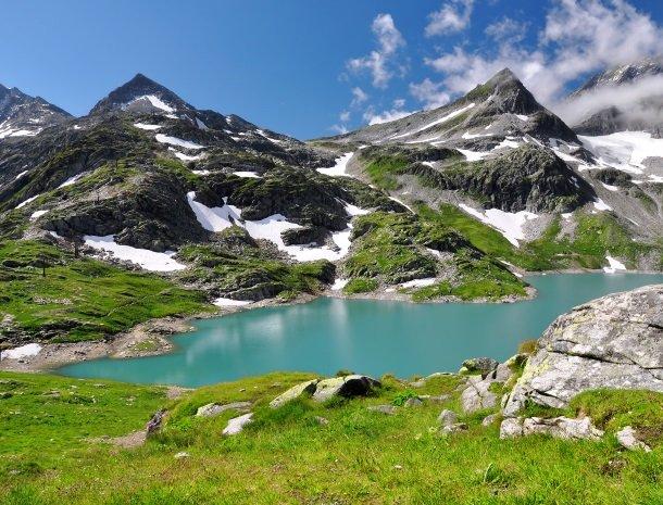 Nationaal Park Hohe Tauern Weisssee