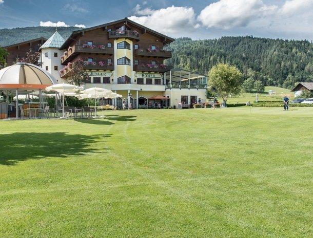 Hotel zum jungen romer radstadt