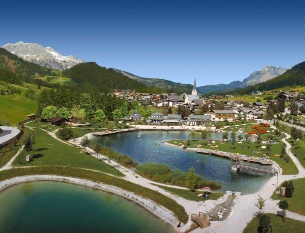 Sankt Martin im Tennengebirge-salzburgerland