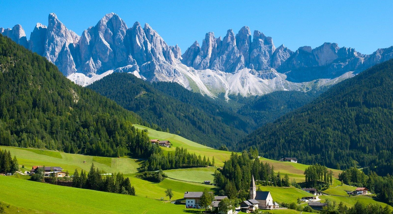 Dolomieten-Italië